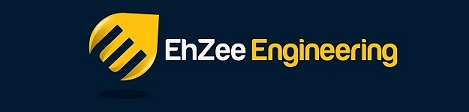 ehZee Engineering Canada Logo
